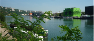 Marché immobilier à Lyon : le quartier Confluence