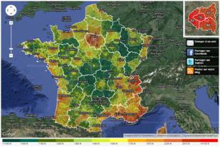 Le marché immobilier en France en 2014