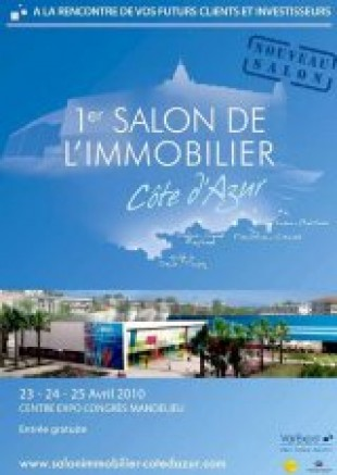 1er Salon de L'immobilier sur la Côte d'Azur