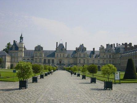 Marché immobilier Fontainebleau