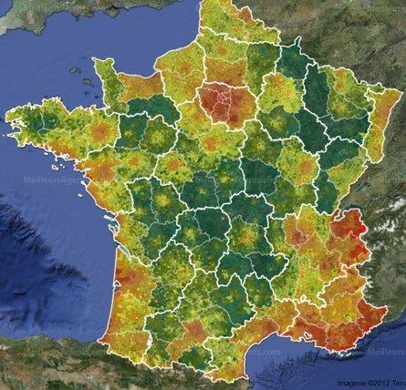 Marché immobilier en France : bilan 2014 et tendances pour 2015