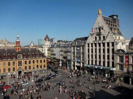 Le marché immobilier de Lille en 2015 : Le retour des acquéreurs