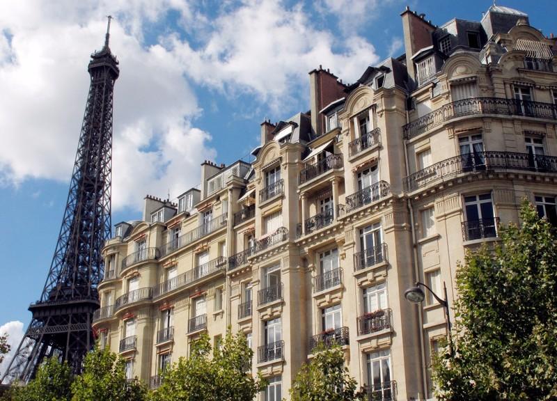 Le march immobilier de paris tendances pour 2015 - Prix du metre carre paris ...
