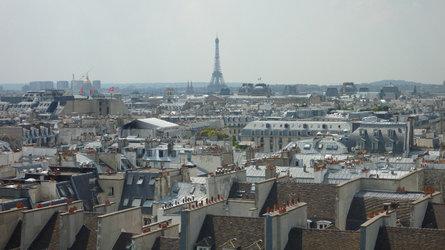 2017, Paris en surchauffe !