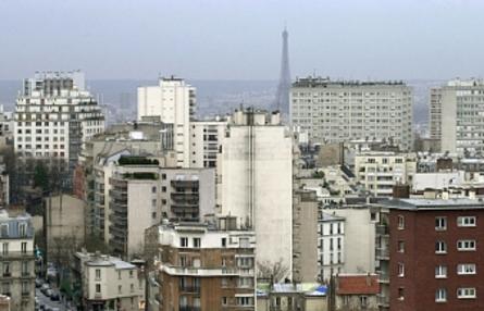 EMBELLIE SUR LE MARCHÉ IMMOBILIER EN CE DÉBUT DE PRINTEMPS, MÊME PARIS REDÉCOLLE